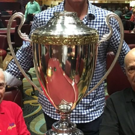 97-Year-Old Boca Man Splits Jeff Connine Poker Pot