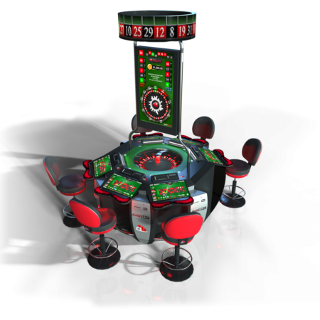 Electronic Gamimg Tables: Growing Buzz, With Enhancements Coming