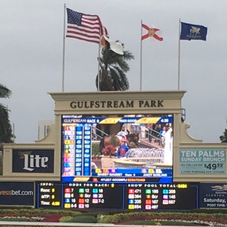 Gulfstream Road Trip Nets Group $342,000