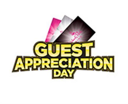 Guest Appreciation Day VIP Bingo at Hialeah Park Casino