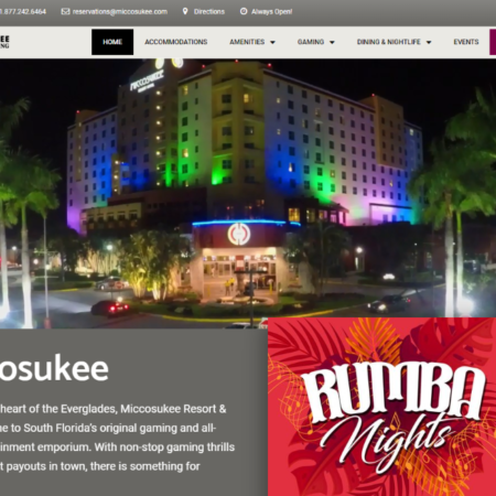 Events at Miccosukee Resort & Gaming