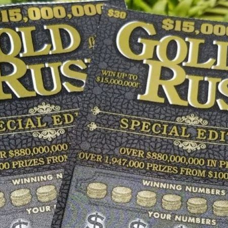 Broward Man Claims $15 Million Prize from Scratch-Off Ticket