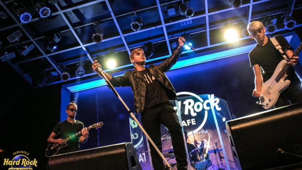 Local Bands Wanted For Hard Rock Tampa Competition