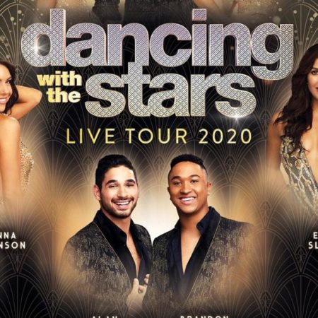 'Dancing With The Stars Live Tour 2020' At Seminole Hard Rock Hollywood