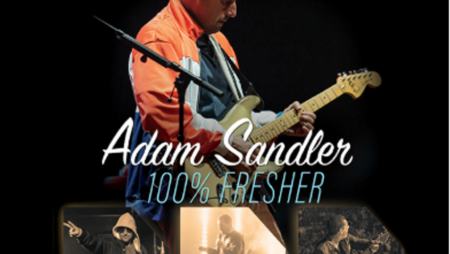 Comedian Adam Sandler Brings His Show to The Hard Rock Live Hollywood