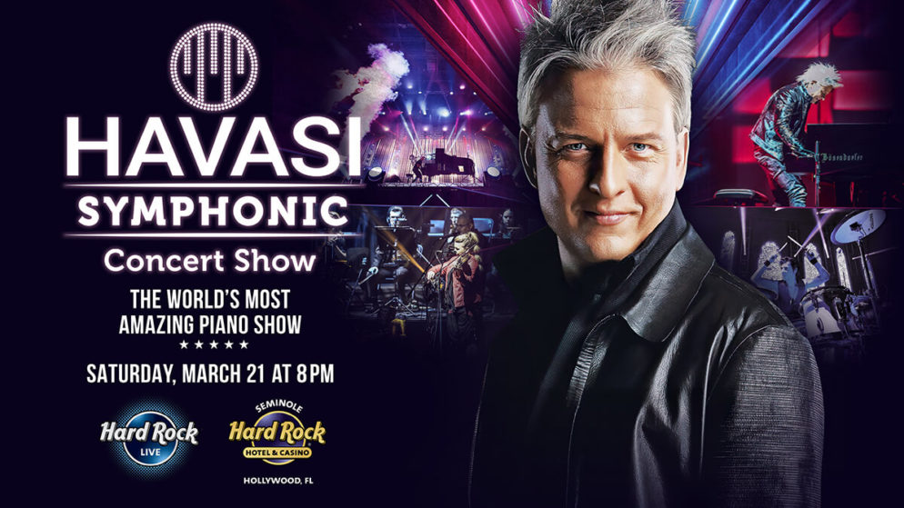 RESCHEDULED: Havasi First American Symphonic Concert Show Now Oct. 24th