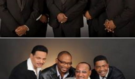 The Temptations and The Four Tops  to Perform at Seminole Casino Hotel