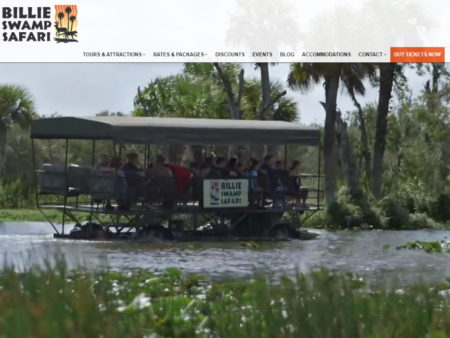 Seminole Tribe Temporarily Closing Ah-Tah-Thi-Ki Museum, Billie Swamp Safari
