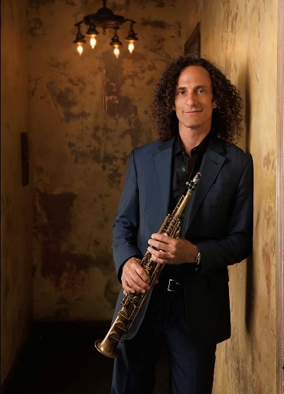 Legendary Saxophonist Kenny G Is Performing Live in Concert April 2022
