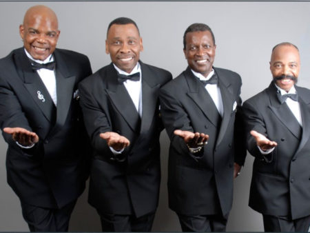 Seminole Casino Hotel Welcomes R&B Icons The Drifters