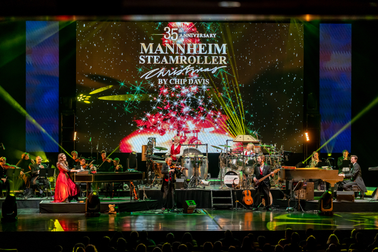 Mannheim Steamroller Christmas by Chip Davis is  Coming to Hard Rock Live
