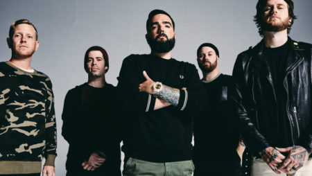 """A Day To Remember's """"The Re-Entry Tour""""  is Coming to Hard Rock Live"""