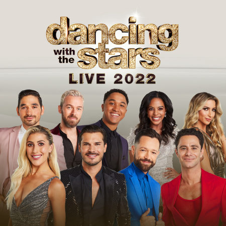 """""""Dancing with the Stars – Live Tour 2022"""" Returns to  Hard Rock Live"""