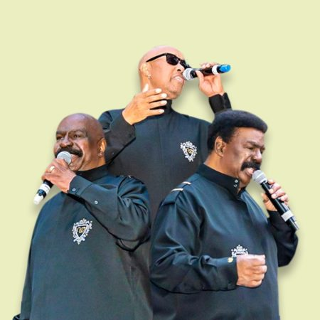 The Whispers Set To Perform at Hard Rock Event Center